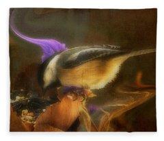 My Good Fortune... Fleece Blanket
