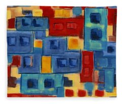 My Jazz N Blues 2 Fleece Blanket