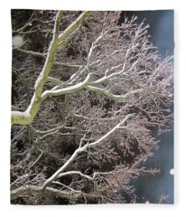 My Magic Tree Fleece Blanket