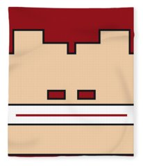 My Mariobros Fig 03 Minimal Poster Fleece Blanket