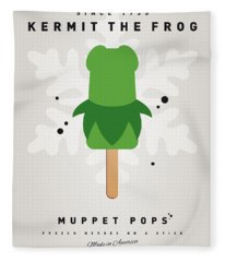 Frog Fleece Blankets