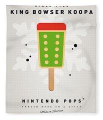 My Nintendo Ice Pop - King Bowser Fleece Blanket