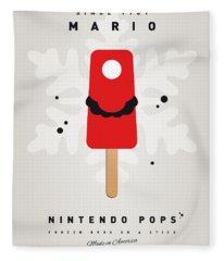 My Nintendo Ice Pop - Mario Fleece Blanket
