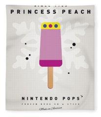My Nintendo Ice Pop - Princess Peach Fleece Blanket