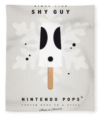My Nintendo Ice Pop - Shy Guy Fleece Blanket