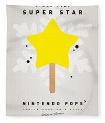 My Nintendo Ice Pop - Super Star Fleece Blanket