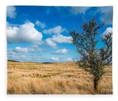 Mynydd Hiraethog Fleece Blanket