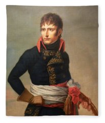Napoleon Bonaparte As First Consul Fleece Blanket