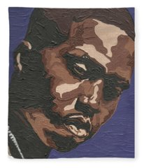 Nas Fleece Blanket