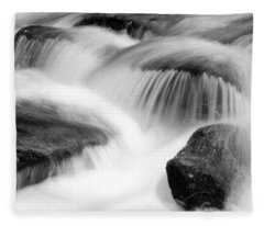 Natural Flow Fleece Blanket