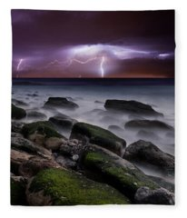 Nature's Splendor Fleece Blanket