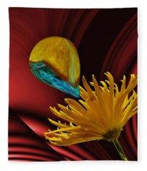 Nectar Of The Gods Fleece Blanket