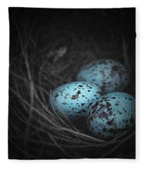 Nest Of 3  Fleece Blanket