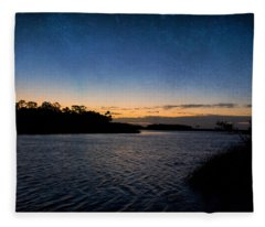 Nightfall Fleece Blanket