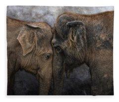 Mammalia Photographs Fleece Blankets