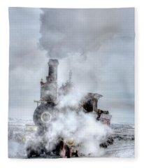 No 119 Fleece Blanket