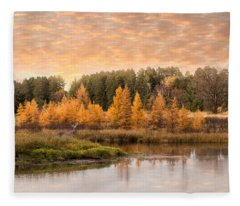 Tamarack Buck Fleece Blanket