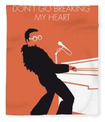 Elton John Fleece Blankets