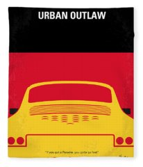 Outlaw Fleece Blankets