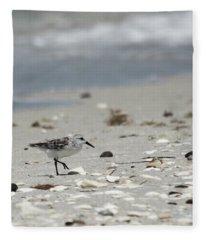 Nokomis Beach Piper Fleece Blanket