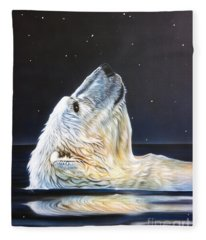 North Star Fleece Blanket