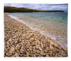 Northern Shores Fleece Blanket