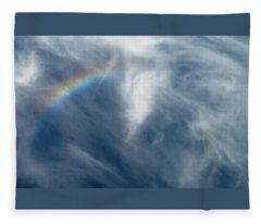 Revelation 218 Son Of God Fleece Blanket