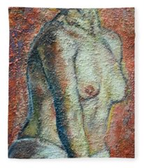 Nude Lisbeth Fleece Blanket