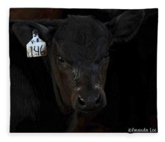 Number 146 Fleece Blanket