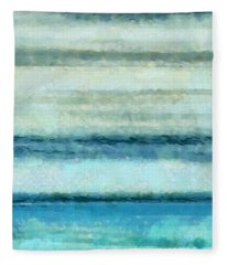 Ocean 4 Fleece Blanket