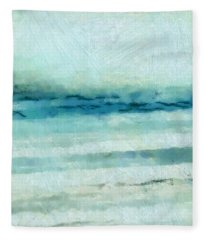 Ocean 7 Fleece Blanket