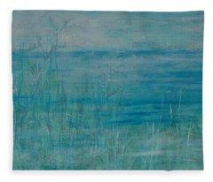 Ocean Breeze Fleece Blanket