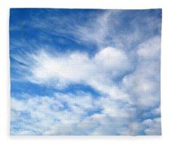 Angel Hugs Fleece Blanket