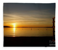Off Duty Fleece Blanket