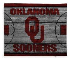 Oklahoma Sooners Fleece Blanket