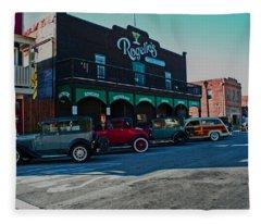 Old Town Isleton Fleece Blanket