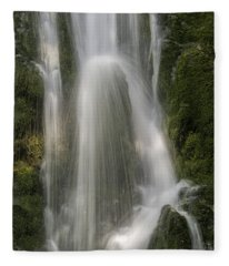 Olympic Waterfall Fleece Blanket