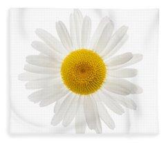 Common Daisy Fleece Blankets