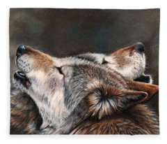 One Last Song Fleece Blanket