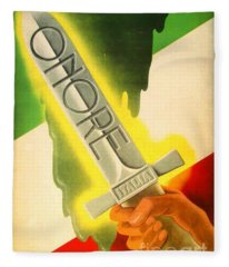 Onore Italia Fleece Blanket