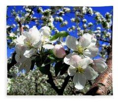 Orchard Ovation Fleece Blanket