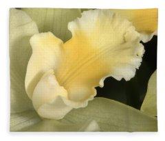 Orchid 475 Fleece Blanket