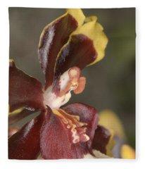 Orchid 493 Fleece Blanket