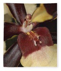 Orchid 496 Fleece Blanket