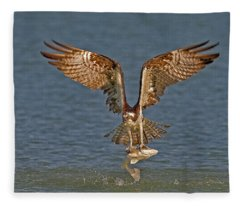 Osprey Morning Catch Fleece Blanket