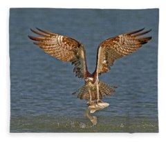 Osprey Morning Catch Fleece Blanket