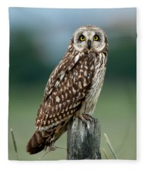 Owl See You Fleece Blanket