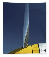 P51 Fleece Blanket