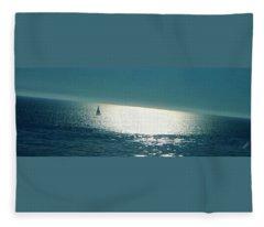 Pacific Fleece Blanket