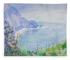 Pacific Coast Fleece Blanket